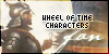 Wheel of Time - Characters: