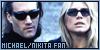 La Femme Nikita - Nikita/Michael: In Time