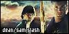 Supernatural - Dean/Sam - Slash: Highway To Hell In A Handbasket